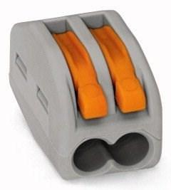 BLOX FJ-402 клемма 2-проводная 2x0.08-4/2.5mm2