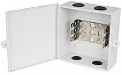 Коробка распределительная на 30 пар (3 плинта) Hyperline KR-INBOX-30-NK