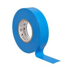 изолента пвх синяя 19мм 20м temflex 1300