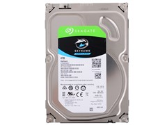Жесткий диск HDD Seagate SATA 4Tb SkyHawk 6Gb/s