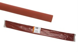 Трубка термоусаживаемая ТУТнг 12/6 красная (100 м/ролл) TDM SQ0518-0023