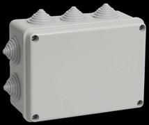 Коробка распределительная 150х110х70мм IP44 КМ41241