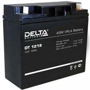 DELTA DT 1218  Аккумуляторная батарея