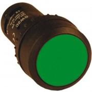 """ИЭК Кнопка """"Пуск"""" SB-7 зеленая 1+1 240В 22 мм (BBT40-SB7-K06"""