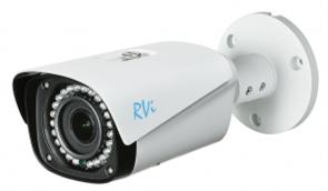 RVi-1ACT102 (2.7-13.5) white Видеокамера уличное цилиндрическая