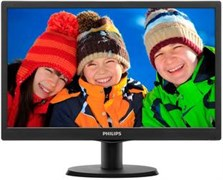 "Монитор Philips 18.5"" 193V5LSB2(10/62)"