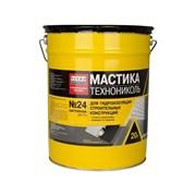ТЕХНОНИКОЛЬ Мастика битумная гидроизоляционная №24 (МГТН) (20кг)