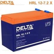 HRL 12-12 X Delta Аккумуляторная батарея