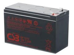 Аккумулятор CSB (GP1272/GP1272 F2) 12V 7.2Ah