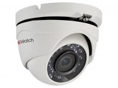 Уличная антивандальная  HD-TVI камера HiWatch DS-T103 (6 mm)