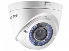 Уличная антивандальная  HD-TVI камера HiWatch DS-T109 (2,8-12 mm)