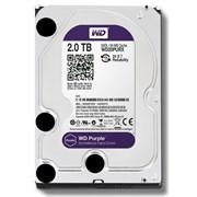 Жесткий диск 2Тб для систем видеонаблюдения Western Digital WD20PURZ