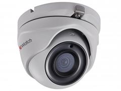 Антивандальная купольная HD-TVI камера HiWatch DS-T303 (2,8 mm)