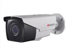 Уличная цилиндрическая HD-TVI камера HiWatch DS-T506 (2,8 - 12 mm)