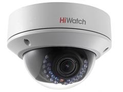 Уличная купольная антивандальная IP камера HiWatch DS-I128(2.8-12 mm)