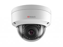 Уличная купольная антивандальная мини камера HiWatch DS-I202 (6 mm)