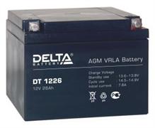 Аккумулятор герметичный свинцово-кислотный DELTA DT1226