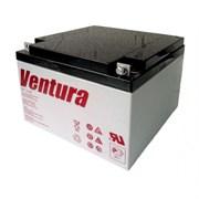 Аккумулятор герметичный свинцово-кислотный Ventura GP 12-26