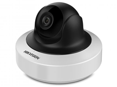 Купольная IP камера 2Мп  Hikvision DS-2CD2F22FWD-IWS (2.8mm)