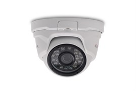Купольная 5Мп AHD-видеокамера с фиксированным объективом