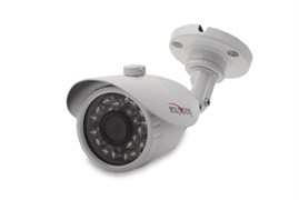 Бюджетная уличная AHD 2 Мп мини ИК-видеокамера (F22+XM330) с фиксированным объективом