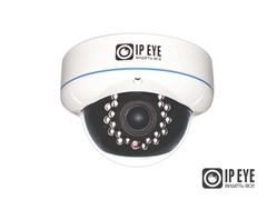 Купольная антивандальная  IP камера 2Мп  с облачным сервисом IPEYE-DA2E-SUR-2.8-12-01