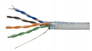 Витая пара UTP 4x2x0.5 Alarmico UTP 5E 4x2x0.5, 100% медь, внутр.