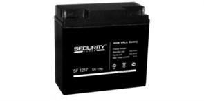 Аккумулятор 17,0 А/ч, 12В Security Force SF1217