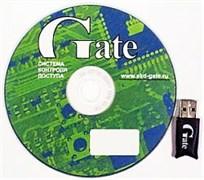 Gate-Server-Terminal ПО обеспечение основного АРМ СКУД