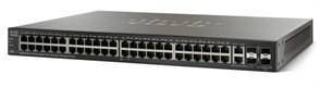 Коммутатор Cisco Small Business SG 300-52P 52-port Gigabit PoE Managed Switch SG300-52P-K9-EU