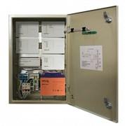"""Шкаф пожарной сигнализации для установки приборов системы """"Орион"""" на DIN рейки."""