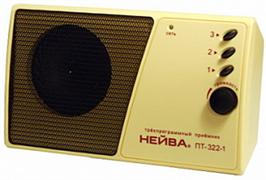ПТ-322-1 Нейва, 30В 3-х программный приемник