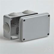 Коробка распаячная  (HF) 120х80х50,6 вводов