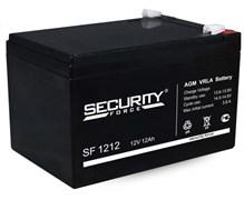 Security Force SF1212 Аккумулятор 12,0 А/ч, 12В