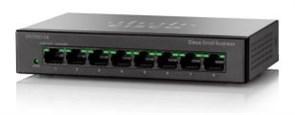 Cisco SB SG110D-08-EU Коммутатор неуправляемый