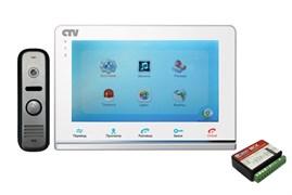 CTV-DP2700DAX Комплект цветного видеодомофона