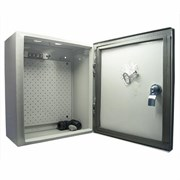 Монтажный шкаф МАСТЕР-1У - монтажный шкаф с дверцей