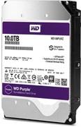 Жесткий диск 10Тб для систем видеонаблюдения Western Digital WD10PURZ