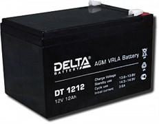 Delta DT 1212 Аккумулятор герметичный свинцово-кислотный