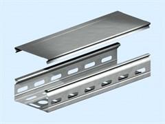 Лоток металлический перфорированный 150х50 ЛП (0,55)