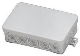 Коробка распределительная 16 вводов 130x85x37мм