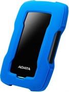 Внешний жесткий диск  2Тб A-DATA DashDrive Durable HD330, синий [ahd330-2tu31-cbl]