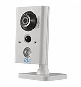 Миниатюрная IP-видеокамера 2 Мп с Wi-Fi RVI-IPC12SW