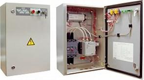 Шкаф контрольно-пусковой настенный, навесной, 4 индикатора Болид ШКП-10