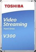 Жесткий диск 3Тб для видеонаблюдения TOSHIBA V300 HDWU130UZSVA