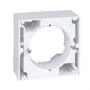 Sedna Коробка для наружного монтажа 1 пост белый (SDN6100121)