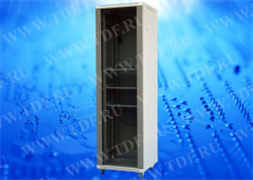 Шкаф напольный 22U серия T2(A2) (800х1000х1166)