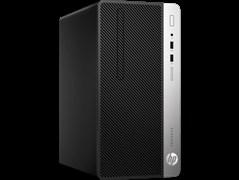 HP ProDesk 400 G5, Intel Core i5 8500, DDR4 8Гб, 256Гб(SSD), Intel UHD Graphics 630, DVD-RW, Windows