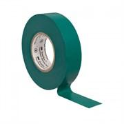 Изолента ПВХ зеленая 19мм 20 м. Temflex 1300
