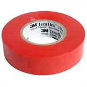 изолента пхв красная 19мм 20м temflex 1300